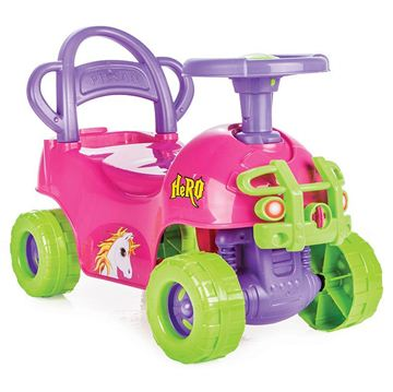 Снимка на Детска кола за бутане Hero - 07812