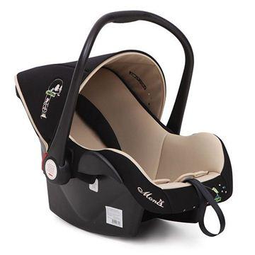 Снимка на Детско столче-кошничка за кола Babytravel