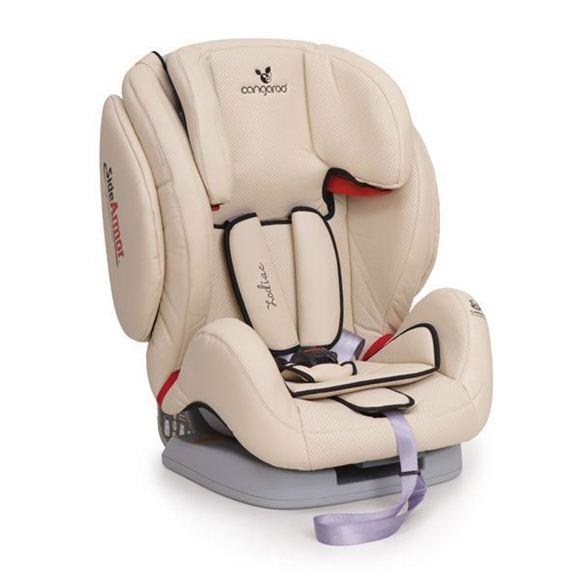 Снимка на Детско столче за кола Zodiac еко-кожа