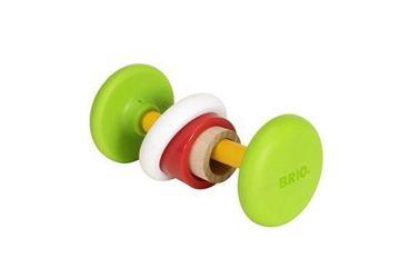 Снимка на Brio - Бебешка играчка за гризкане и дранкулка