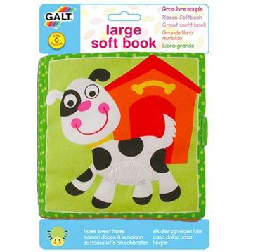 Снимка на GALT - Мека книжка - Моят дом