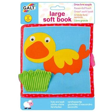 Снимка на GALT - Мека книжка - Скрий и намери